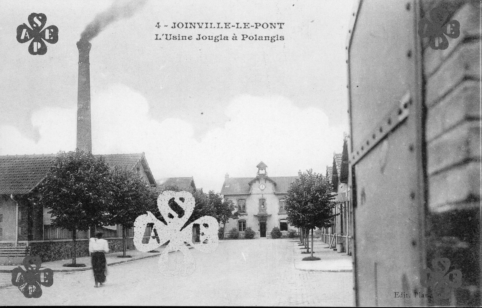 mairie joinville le pont 94